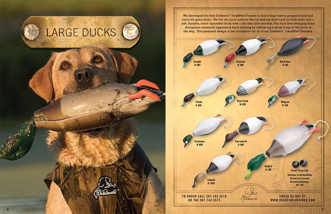 Large Ducks